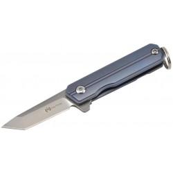 Max Knives MK154 - Couteau porte-clés en titane TC4