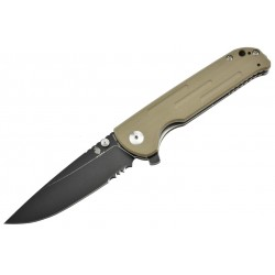 Couteau Kizer Justice N690/G10