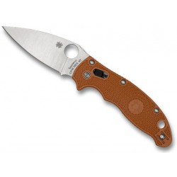 Couteau Spyderco Manix 2 Rex 45 Burnt Orange Sprint