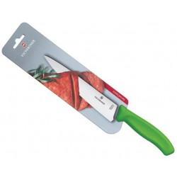 Couteau à découper Victorinox SwissClassic lame 19cm manche PP coloré