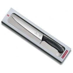 Couteau filet de sole Victorinox SwissClassic 20cm noir - boîte