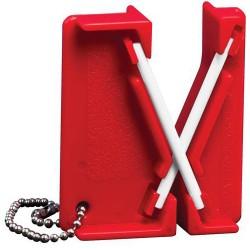 Aiguiseur de poche Lansky mini avec porte-clés
