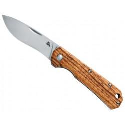Couteau Black Fox Ciol bois de zebra