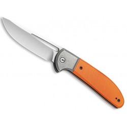 Couteau Civivi Trailblazer XL G10 orange