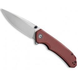 Couteau Civivi Brazen G10 bordeaux