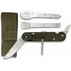 Couteau multifonctions pour le camping Albainox 11018