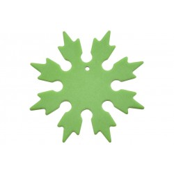 Etoile de lancer Max knives G10 vert clair