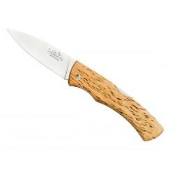 Couteau Salamandra Bouleau 11.5 cm inox