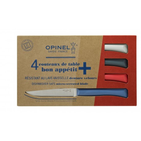Coffret Opinel Primo