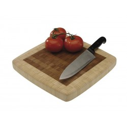 Planche à découper Billot Berard bois debout - 28 x 28 x 3.5cm