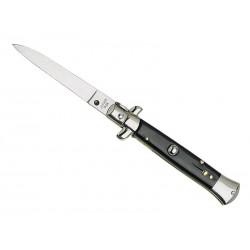 Couteau automatique corne manche 18 cm - 6133