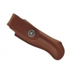Étui en cuir Pérou pour couteaux Laguiole 13cm