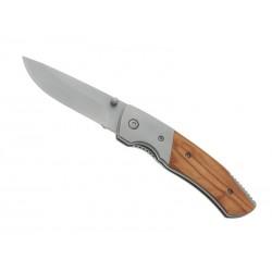 Couteau Herbertz 229012 - Manche en bois clair 11.5cm
