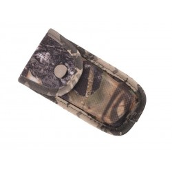 Étui en nylon Herbertz camouflage 11cm