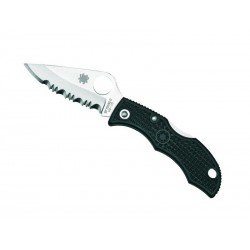 Couteau LADYBUG Spyderco - lame
