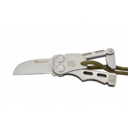 Couteau mini papillon Max Knives DS 1 Alain Descy