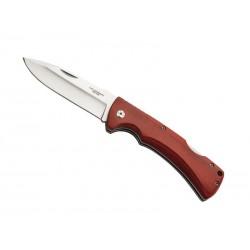 Couteau Herbertz manche bois rouge 12cm