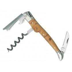 Couteau sommelier Laguiole G.David 3 pièces genévrier 6394