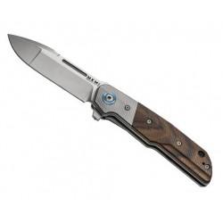 Couteau MKM Clap santos titanium LS01ST par LionSteel