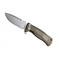 Couteau LionSteel SR11 Titanium bronze