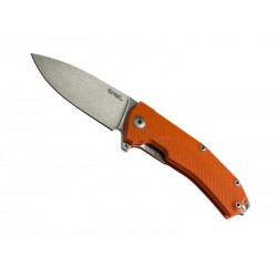 Couteau LionSteel KUR G10 orange