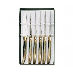 Coffret 6 couteaux table Laguiole - 2780