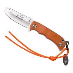 Poignard Muela ATB micarta orange 9cm inox