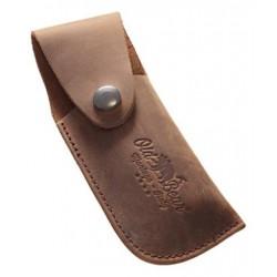 Étui cuir marron pour couteau Old Bear L/XL