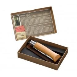 Coffret Couteau Opinel 1890 - Série limitée lame gravée