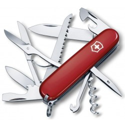Couteau suisse Victorinox Huntmsan rouge