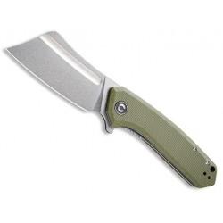 Couteau Civivi Mini Bullmastiff G10 vert