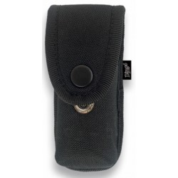 Housse matelassée Dingo ajustable 11/12cm - noir
