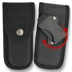 Étui en nylon Albainox pour couteau pliant - 14,5 x 6cm