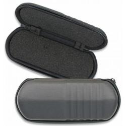 Étui noir pour couteau pliant avec zip