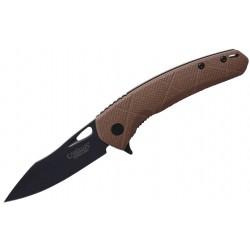 Couteau Camillus Blaze D2/G10 marron