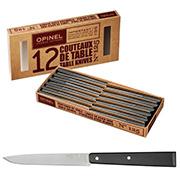 12 couteaux de table Opinel N° 125 Bon Appétit Pro