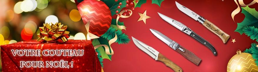 Votre couteau pour Noël : Opinel, Mikov...