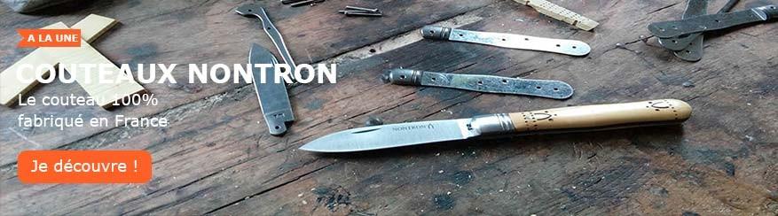 Couteaux nontron
